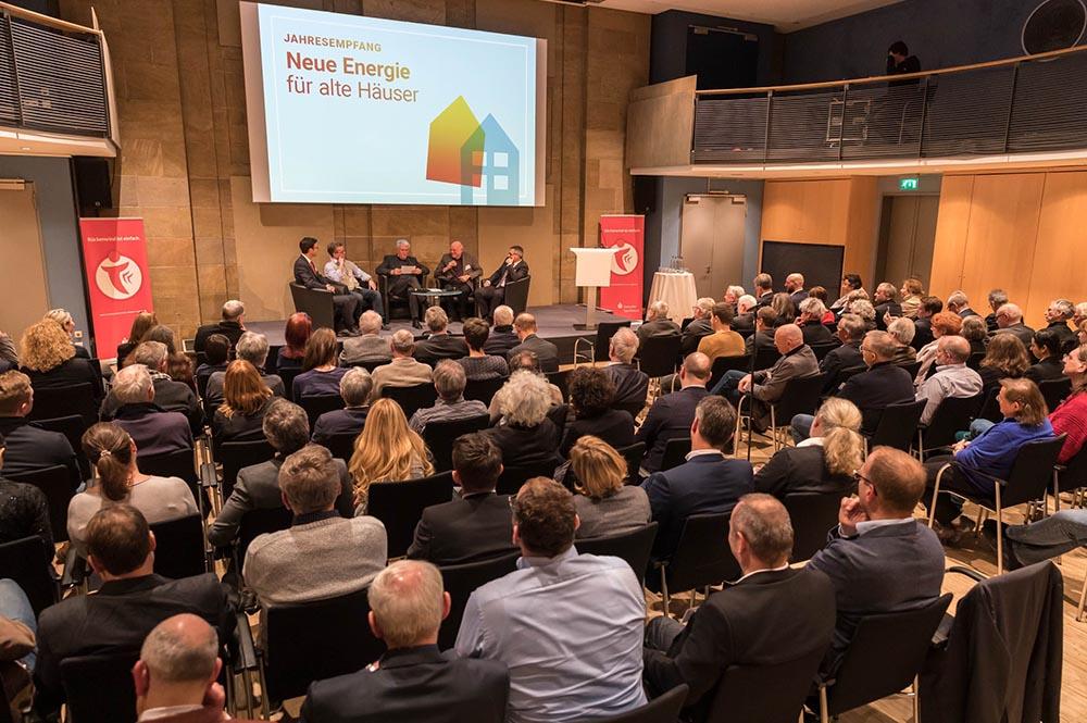 """Neue Energie für alte Häuser"""" - deENet e. V."""